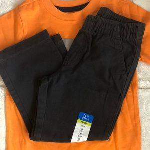 okie dokie Matching Sets - NWOT Toddler Boy Short Sleeve Shirt and Pants Set